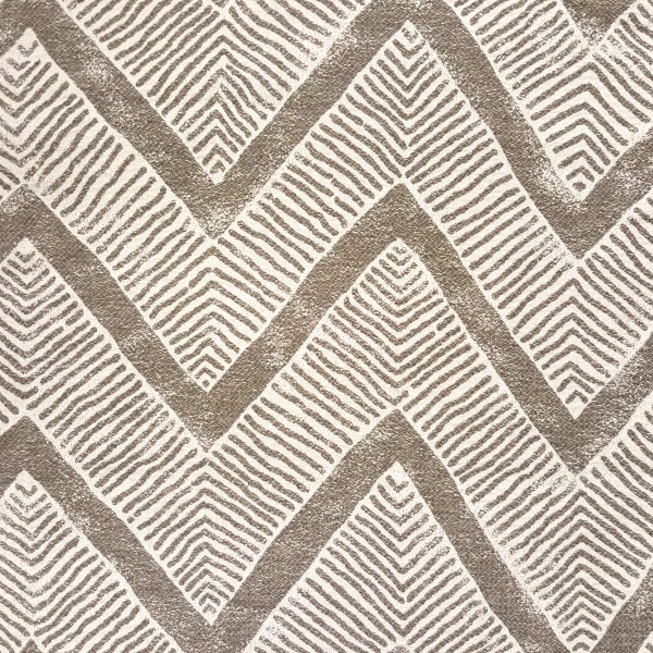 Chevrons Taupe