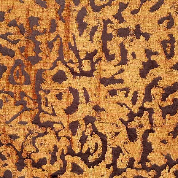 Eau-Forte coloris Orange Feu